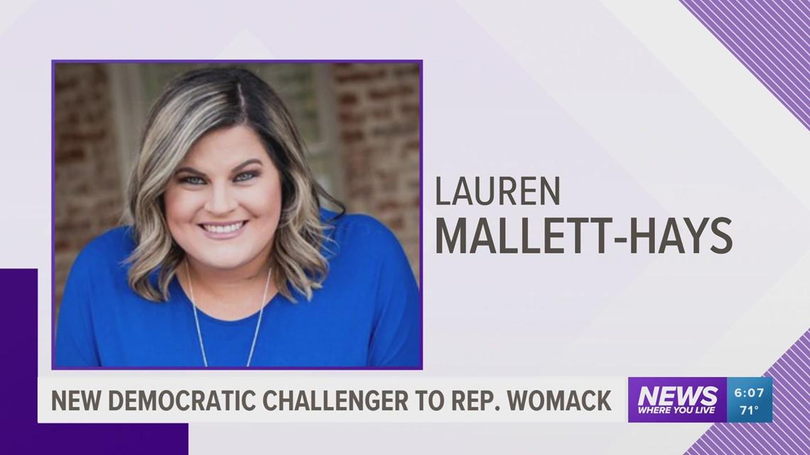 Lauren Mallett-Hays to challenge Congressman Steve Womack