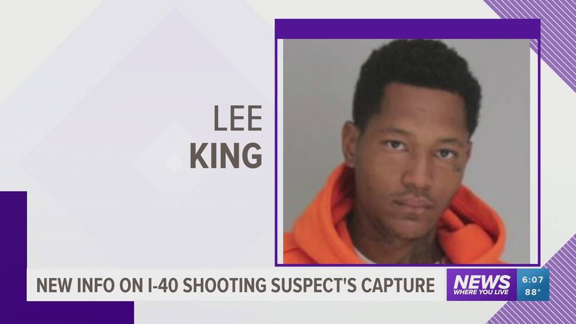 Police: Hitchhiker accused of shooting two Arkansas men arrested in Dallas