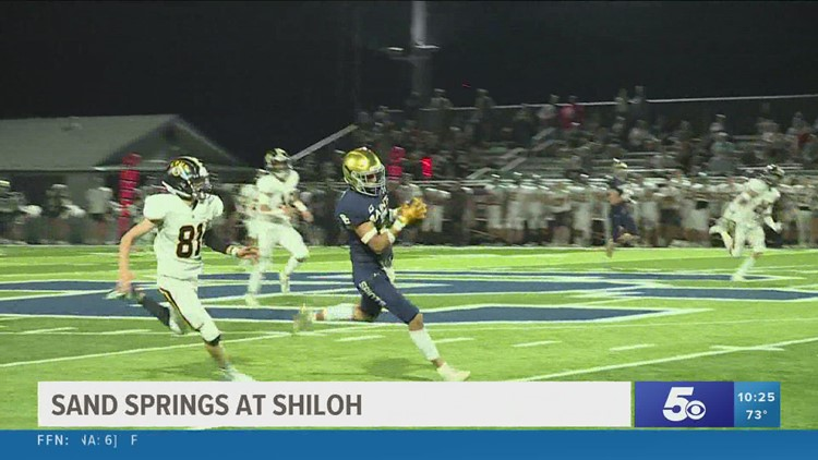 Sand Springs defeats Shiloh Christian