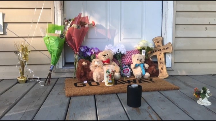 Friends and family remember mom and son killed in brutal attack