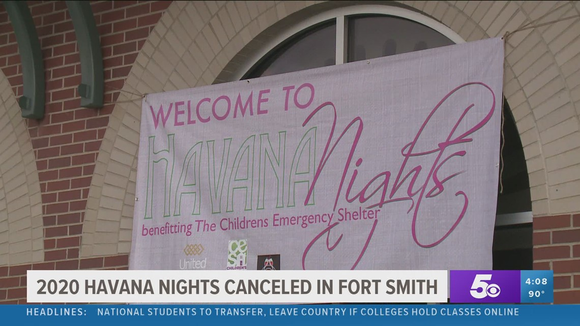2020 Havana Nights Canceled In Fort Smith