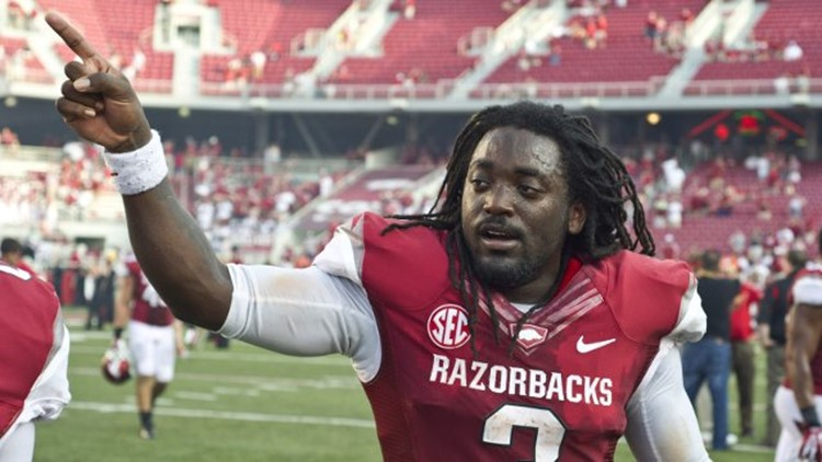 Alex Collins Selected By Seahawks In Fifth Round   5newsonline.com