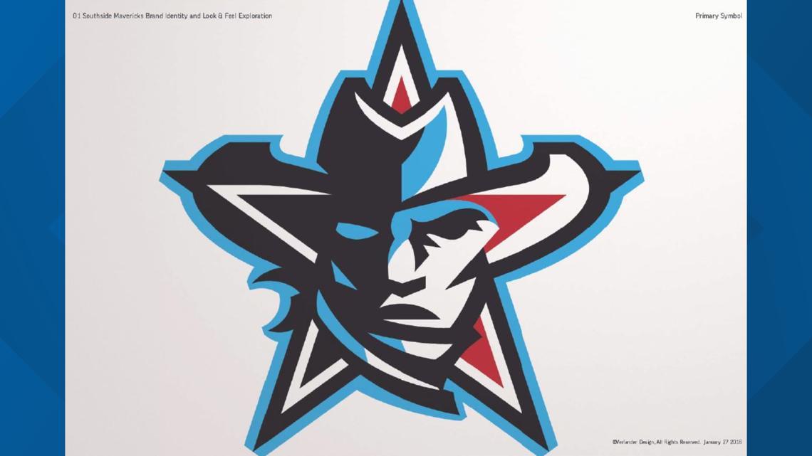 Southside Reveals New Mavericks Logo 5newsonline Com