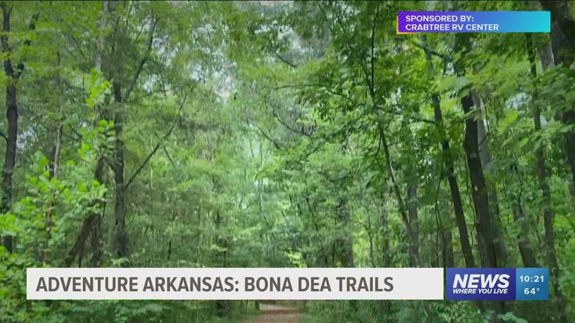 Adventure Arkansas: Bona Dea Trails