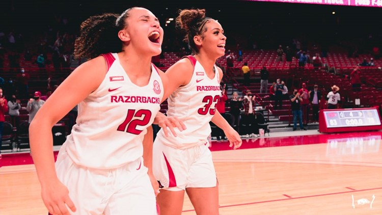 Dungee picked 5th, Slocum 14th in WNBA Draft