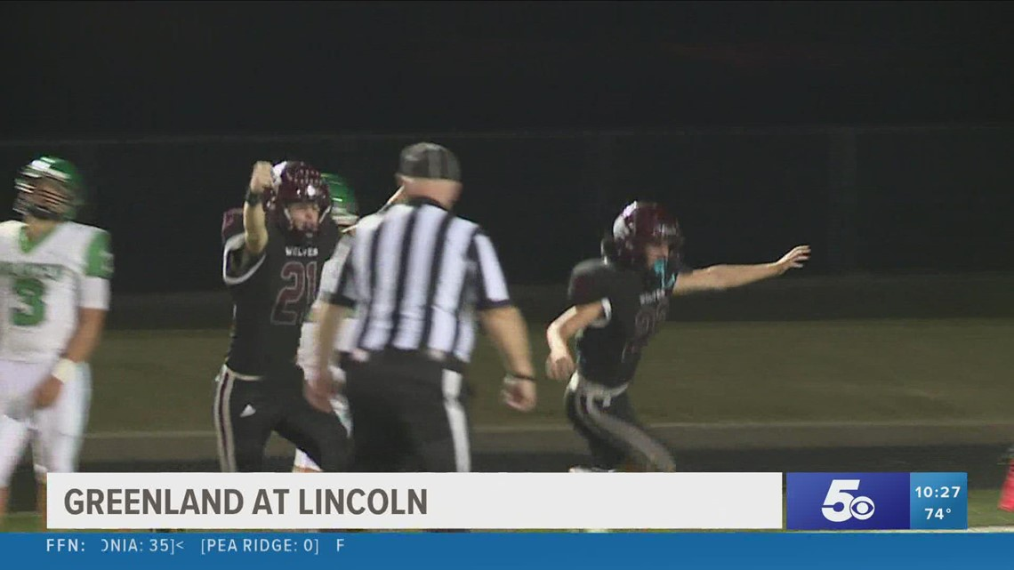 Lincoln gets home win over Greenland