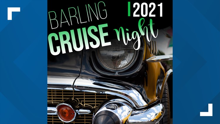 Barling Cruise Night happens Oct. 9