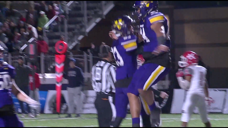 Vian Plays For More Than A State Title