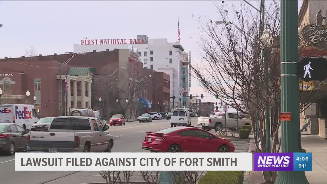 Lawsuit filed against City of Fort Smith