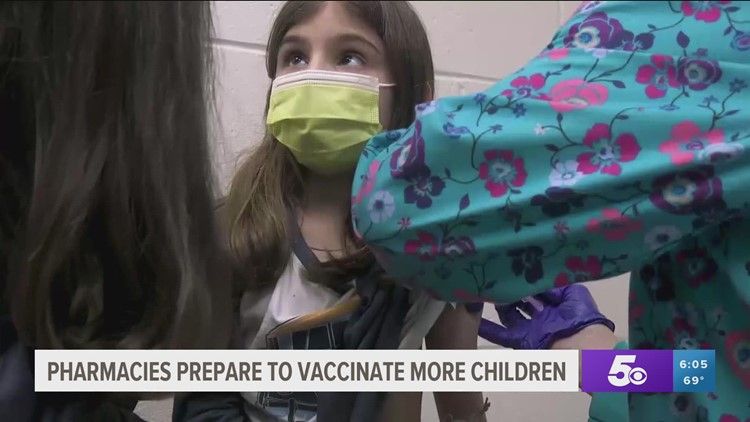President Biden prepares for FDA vote for vaccine use on children ages 5 and up