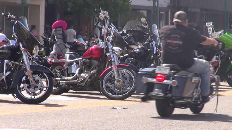 2021 Steel Horse Rally sets new attendance record