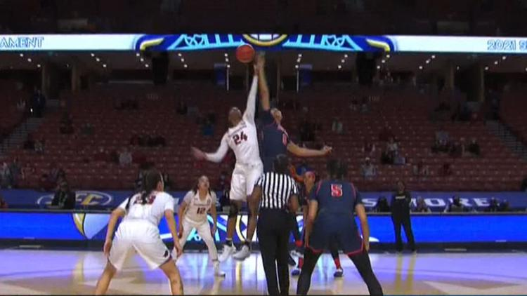 Ole Miss stuns #13 Arkansas in SEC Tournament