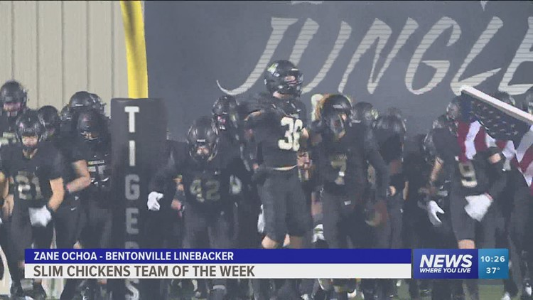 Bentonville Team of the Week