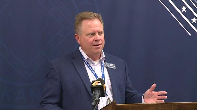 Benton Co. judge declares emergency disaster declaration for April severe weather