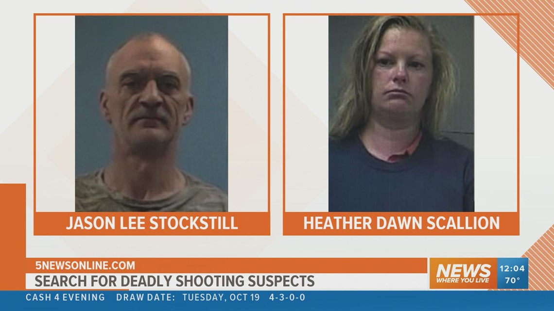 Hunt for two suspects in fatal Boone Co. shooting continues, U.S. Marshals join search