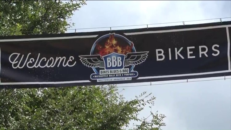 Bikes Blues & BBQ returning to Fayetteville in 2021