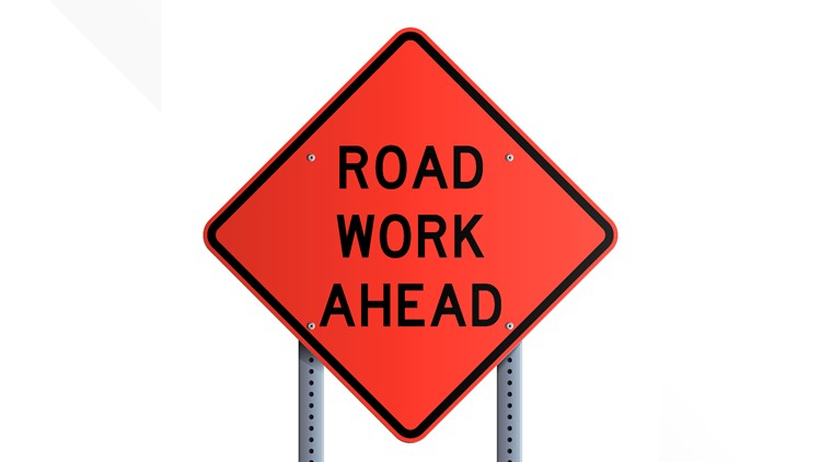 Lane closures required for construction on Hwy 71
