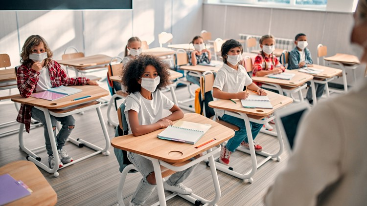 Rogers School District adjusts face mask mandate