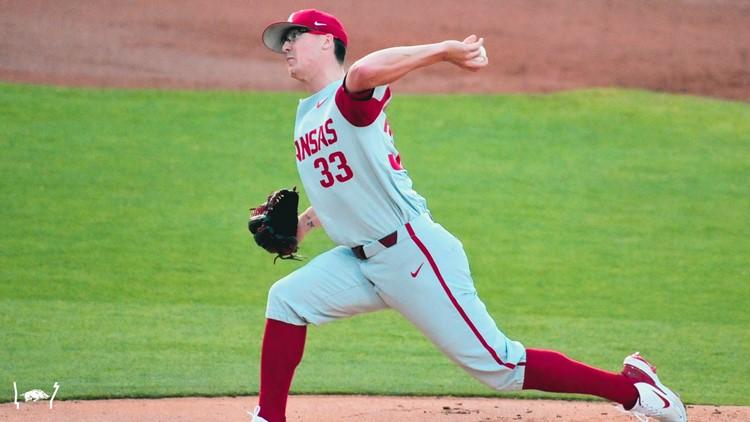 Wicklander tames Tigers in series opener