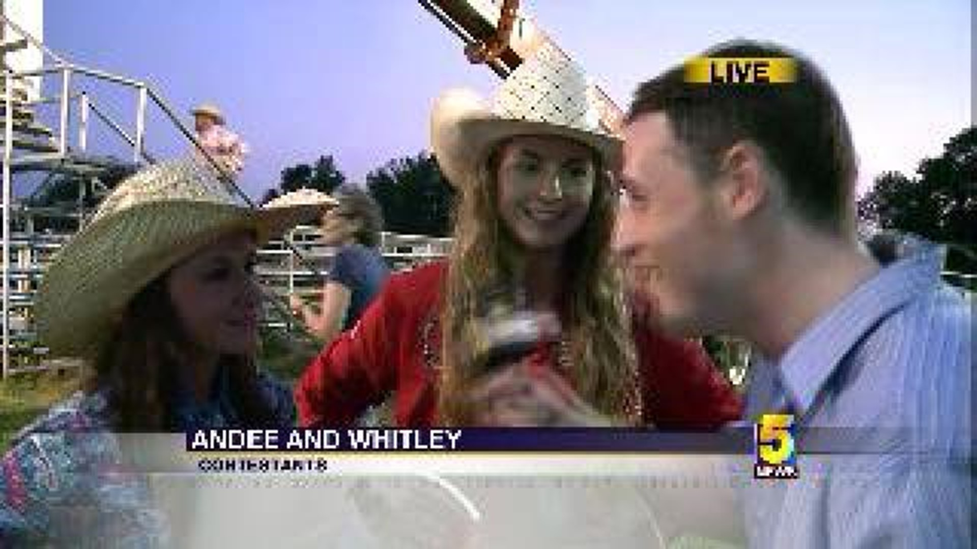 Siloam Springs Rodeo Celebrates 55 Years 5newsonline Com