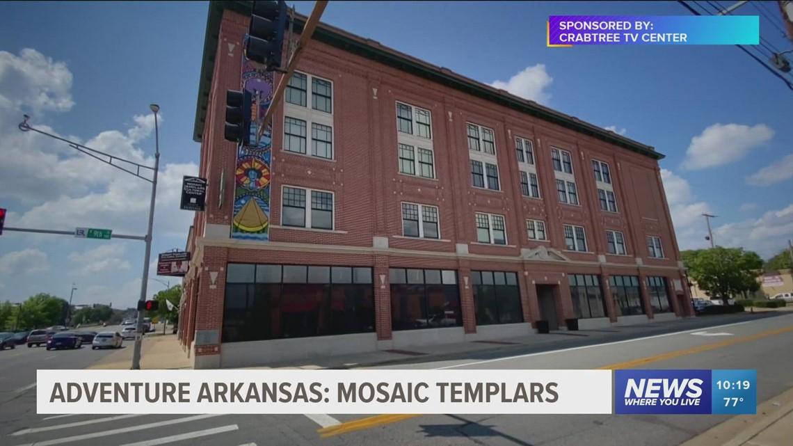 Adventure Arkansas: Mosaic Templars