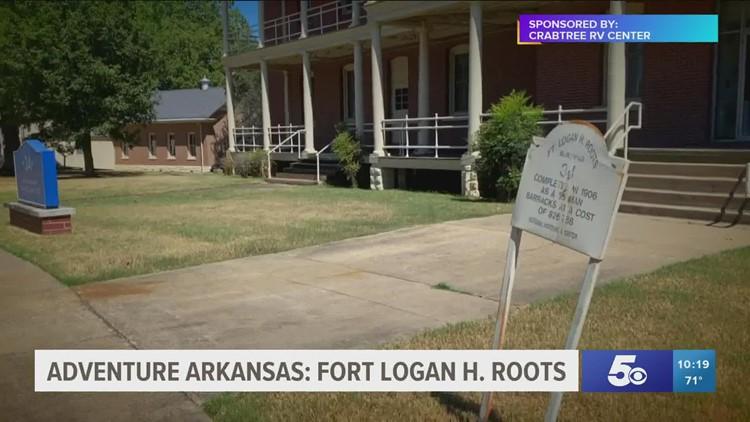 Adventure Arkansas: Fort Logan H. Roots