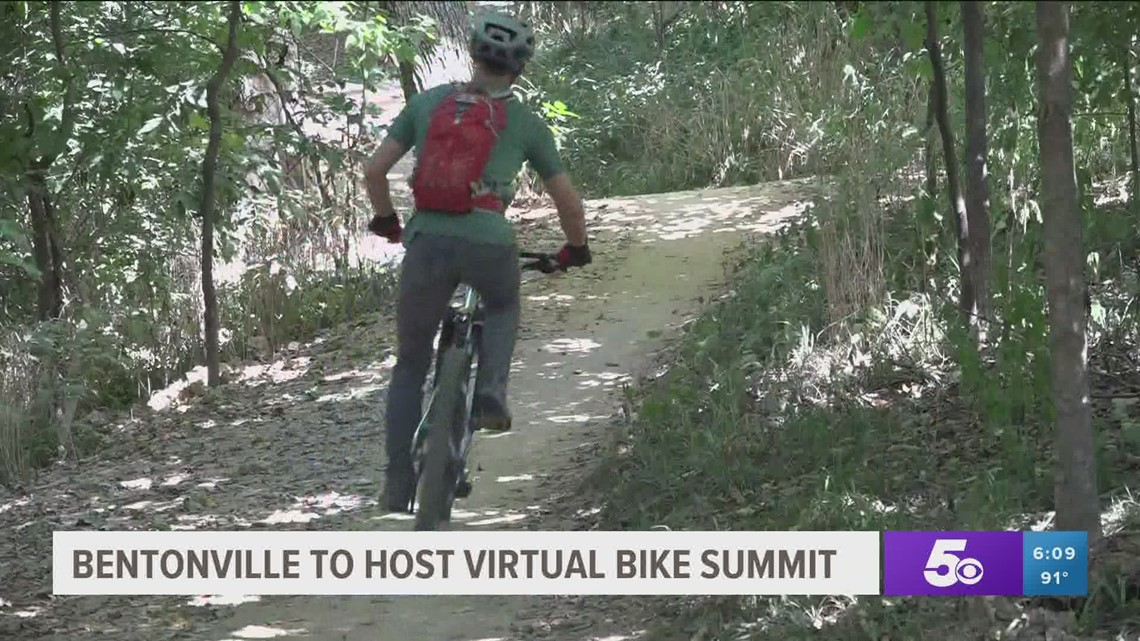 Third annual Arkansas Bike Summit to be a virtual event this year
