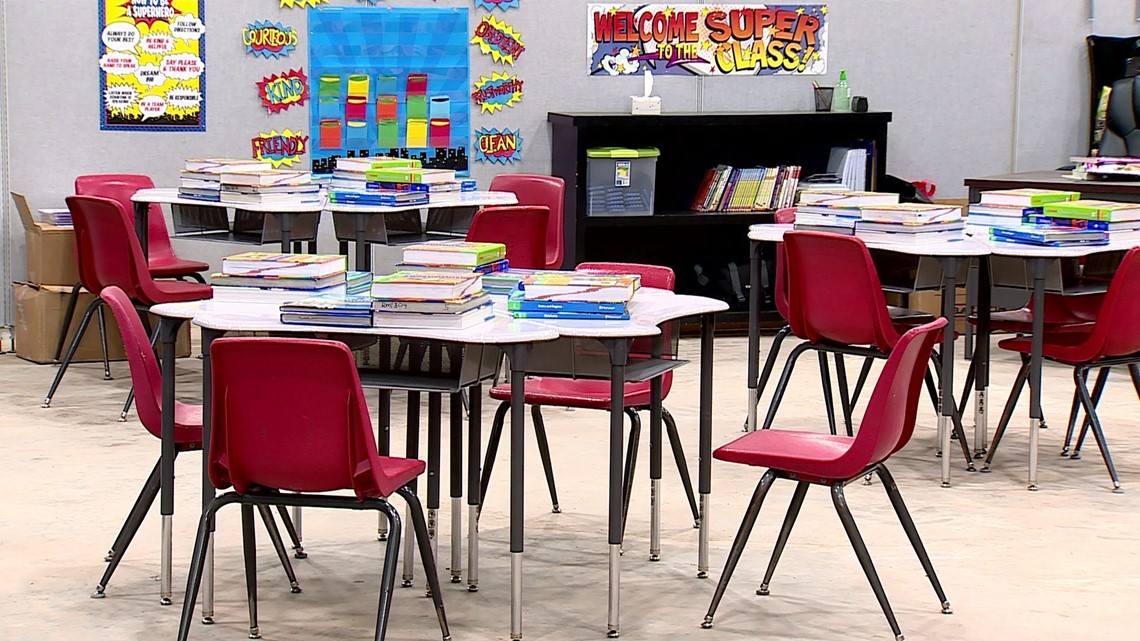 Huntsville Intermediate School fourth-grade class quarantined after student tests positive for COVID-19
