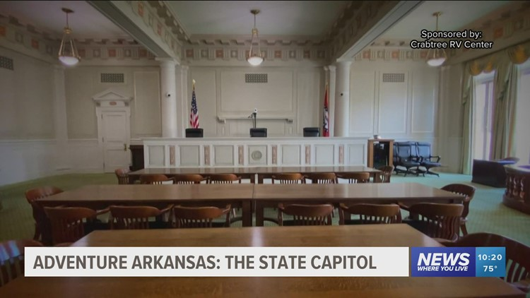 Adventure Arkansas: The State Capitol