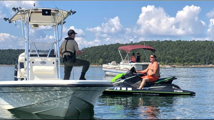Operation Dry Water: Arkansas Game and Fish Commission promote holiday water safety