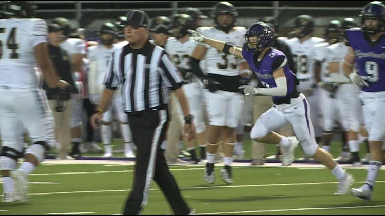 5NEWS Defensive Play of the Week: Fayetteville Bulldogs