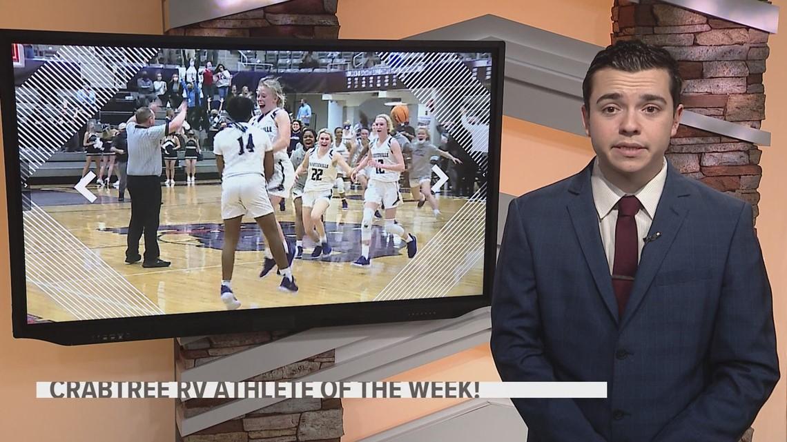Crabtree RV Center Athlete of the Week: Wynter Beck