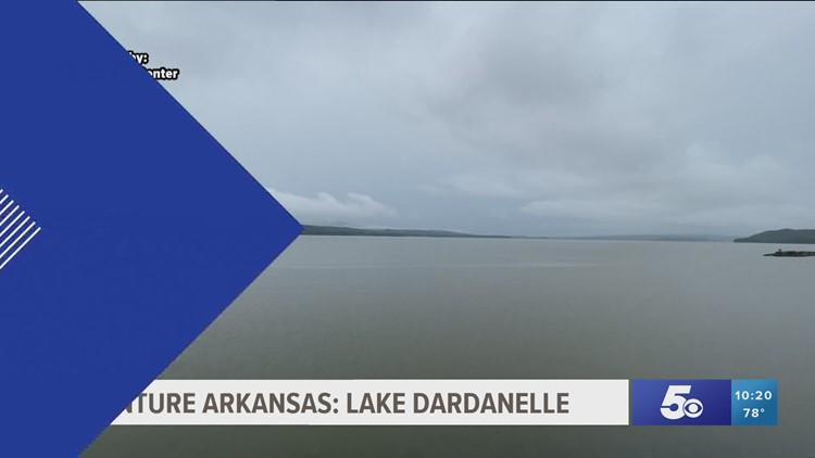 Adventure Arkansas: Lake Dardanelle