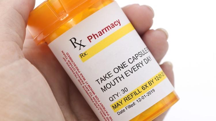 Statewide prescription drug take back set for Oct. 23