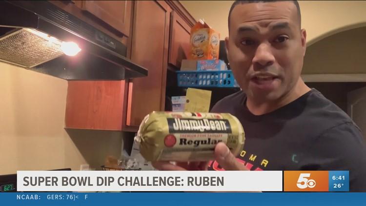 Super Bowl Dip Challenge: Ruben