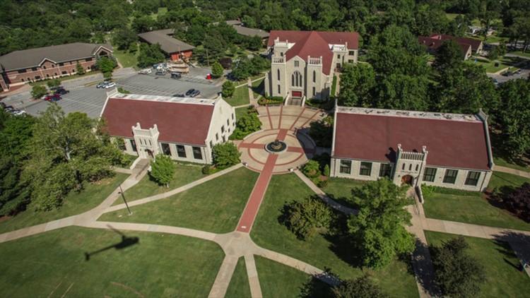 JBU ranked top school in Arkansas by Wall Street Journal