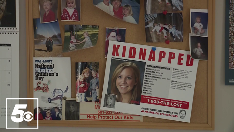 Former 5NEWS anchor discusses covering Morgan Nick's disappearance