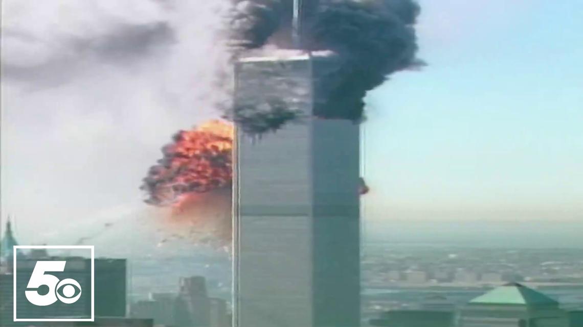 5NEWS Vault: Attack on America - Sept. 11, 2001