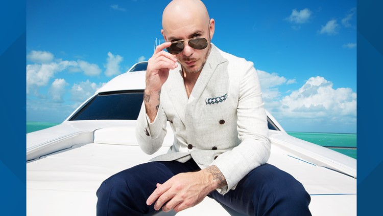 Pitbull to perform at Walmart AMP for the first time on September 8