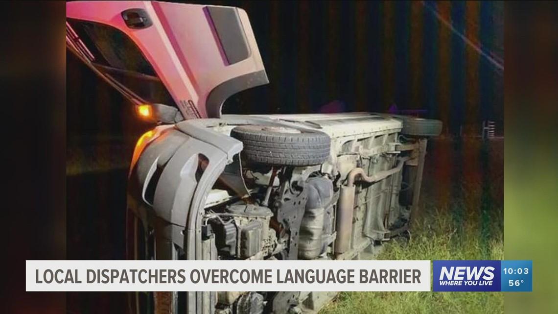 Sebastian Co. dispatchers help save a life by using language translator
