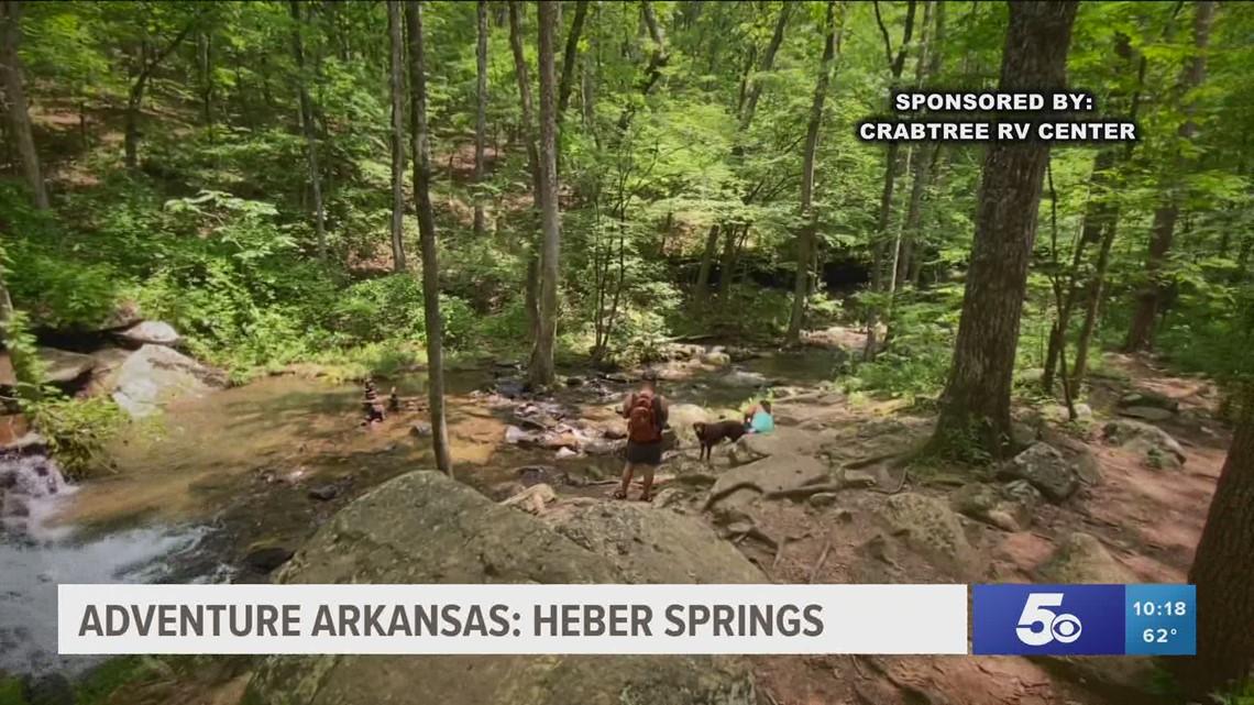 Adventure Arkansas: Heber Springs