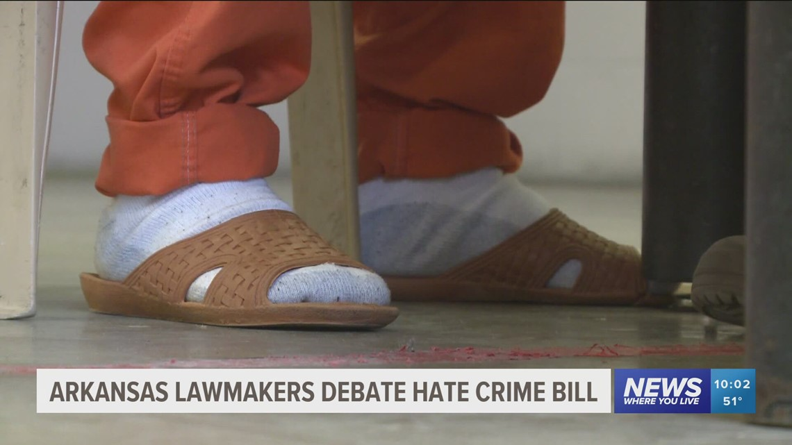 Senate committee votes down Arkansas hate crimes bill, lawmakers approve scaled-back measure