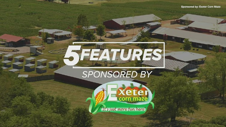 5Features: Exeter Corn Maze