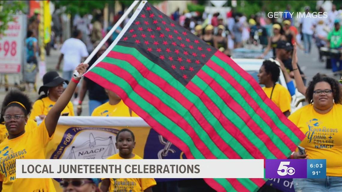 Juneteenth Celebrations Where You Live