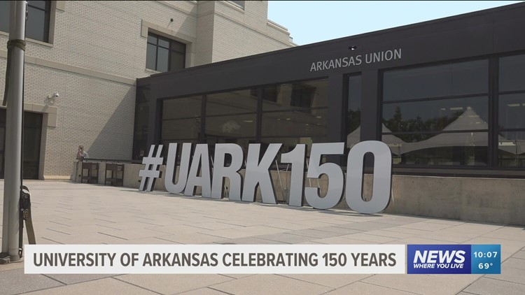 U of A kicks off 150th Anniversary celebration