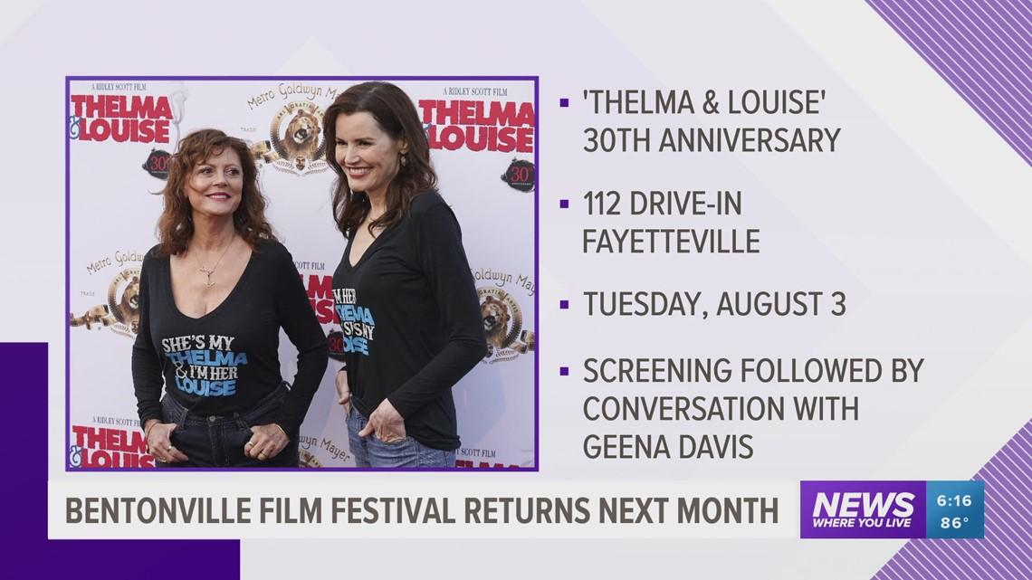 Bentonville Film Festival returning to Northwest Arkansas in August