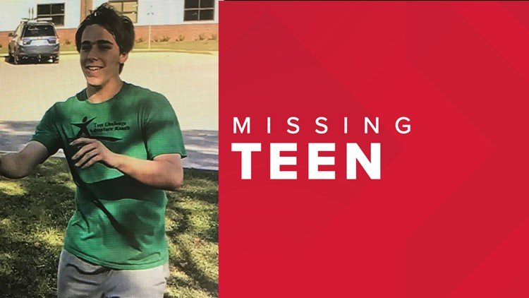 Washington County Sheriff's Office searching for missing teen