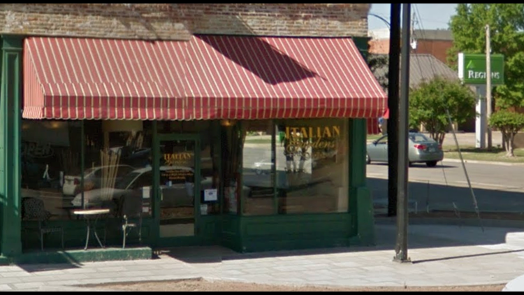 Italian Gardens Cafe In Russellville Closed Sold To New Owners 5newsonline Com