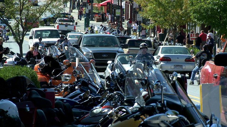 18th Annual Bikes, Blues & BBQ Rolls Into Town