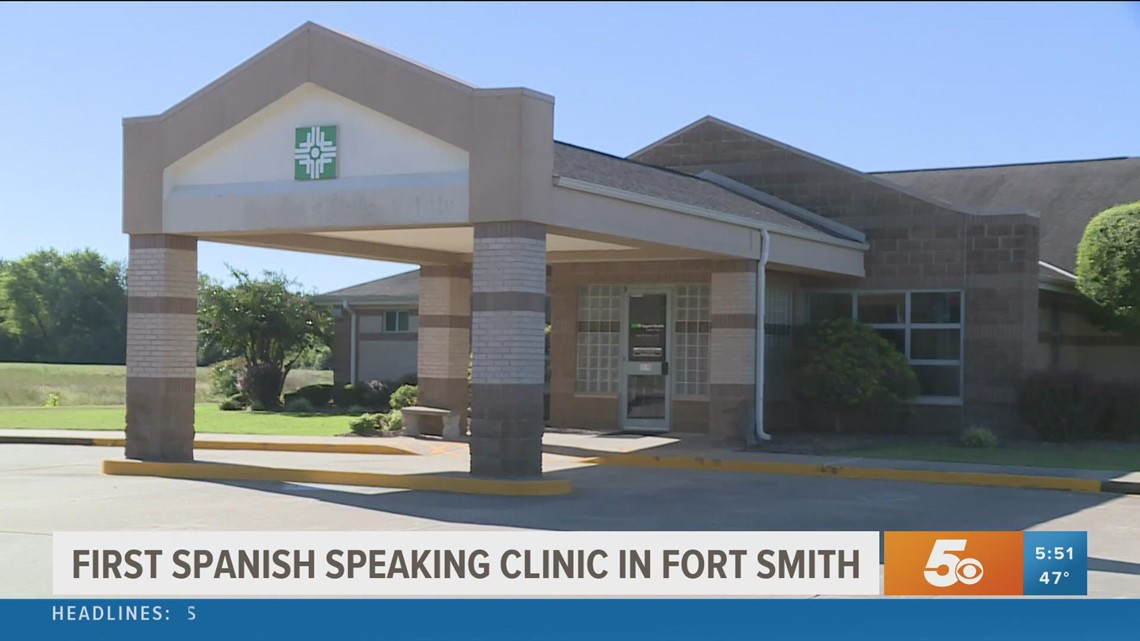 First Spanish speaking clinic opens in Fort Smith